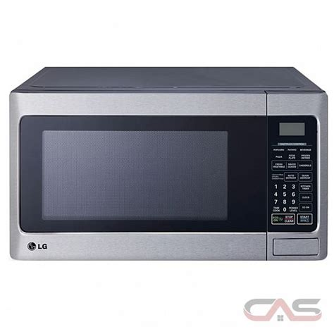 Lg Countertop Microwaves lg lms1190st microwave canada save 0 00 during boxing days event best price reviews specs