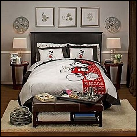 disney bedroom decorating theme bedrooms maries manor mickey mouse