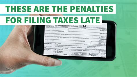 penalties for late filing and payment of your income tax filing taxes last minute a guide to united states post