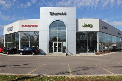 Chrysler Dodge Jeep Ram Dealership Shuman Chrysler Dodge Jeep Ram