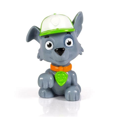 what of is rocky from paw patrol spin master paw patrol mini figure rocky