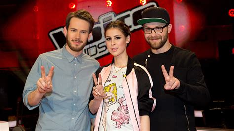 lena meyer landrut johannes strate kiss the voice kids jury das braucht ein musiker