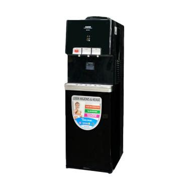 Daftar Dispenser Sanken jual sanken hwd 707bk dispenser galon atas black