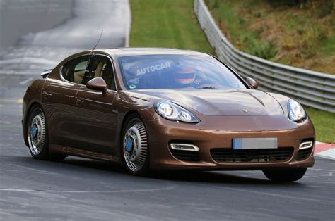 porsche v8 next gen porsche panamera launching in 2017 with new
