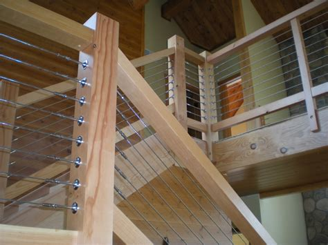 cable banister kit indoor railing kits stair railing modern interior railings