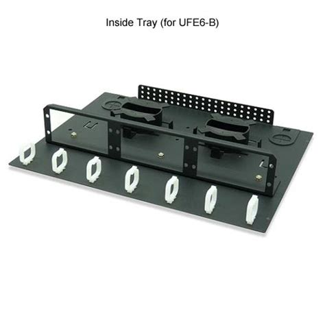Rack Cable Management Tray by Signamax Rack Mount Fiber Optic Enclosures