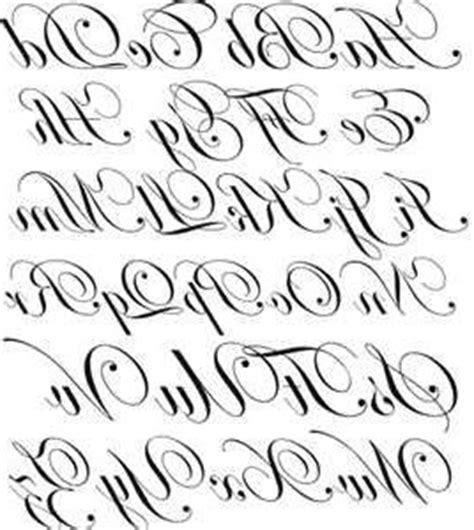 schriftarten tattoo generator kostenlos verschn 246 rkelte schriftarten alphabet besser schlafen