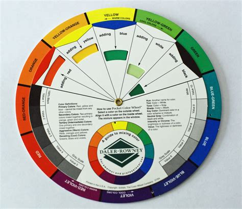 that artist how to make a color wheel for your sketchbook