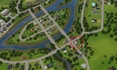 1 Bedroom Apartment Layout mod the sims riverview antiques consignment store