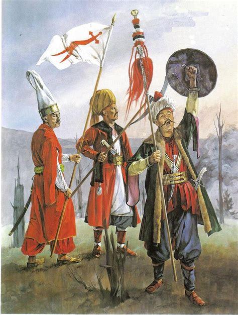 the ottoman army ottoman warriors in the balkans ottoman habsburg war art