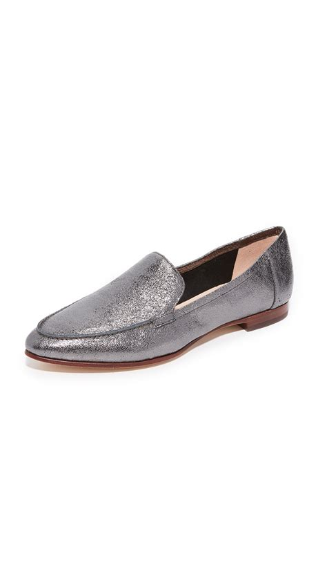 shop loafers shop kate spade new york carima loafers in anthracite