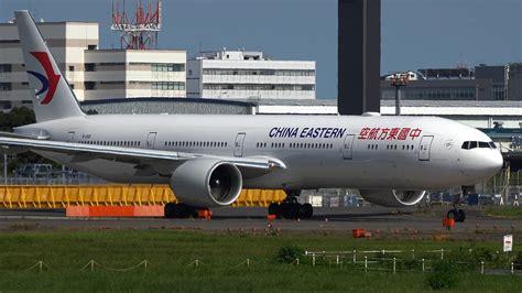 plan si鑒es boeing 777 300er air china eastern airlines boeing 777 300er b 2021 takeoff