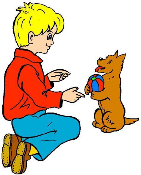 imagenes de niños jugando con un perro dibujo de un ni 241 o con un perro imagui