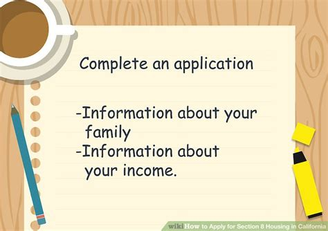 section 8 housing application ca how to apply for section 8 housing in california find