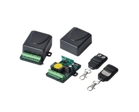 indoor universal receiver for garage door opener