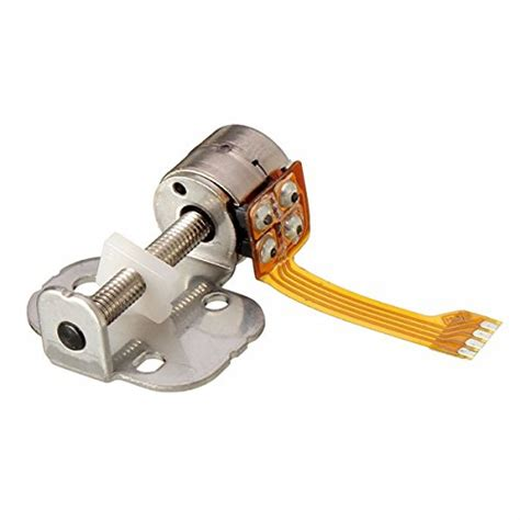 Limited Edition Micro Stepper Motor 10mm 2phase 6mm 2 phase 4 wire micro step motor dc2v 5v mini slider
