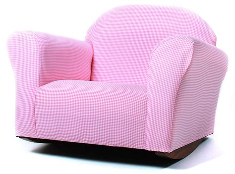 little girl recliners upholstered pink chairs for girls rooms