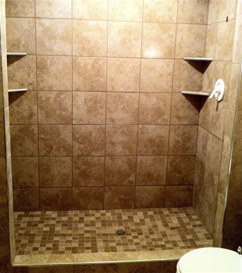 How To Install Corner Shelf In Tile Shower by Shower Installation Complete Columbia Missouri Bathroom