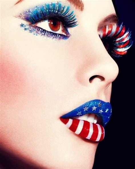 American girl eyelashes girl glitter make up image 410126 on