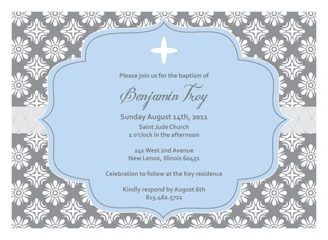 boy christening invitations template baptism invitation baptism invitations in new