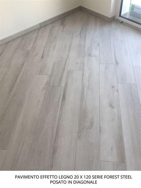 tipi di posa piastrelle fabulous gres effetto legno posa diagonale la posa in