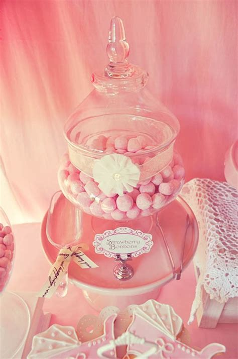 Fairytale Baby Shower by Pink Fairytale Baby Shower Or Birthday Ideas Via