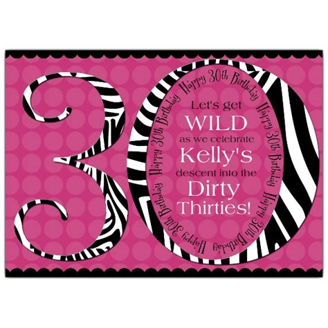 invitations for 30th birthday 30th birthday quotes for quotesgram