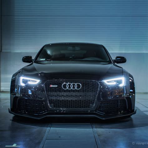 Audi A5 Bodykit by Wide Kit For Audi A5 S5 8t Sr66 Design