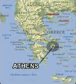 maps of athens