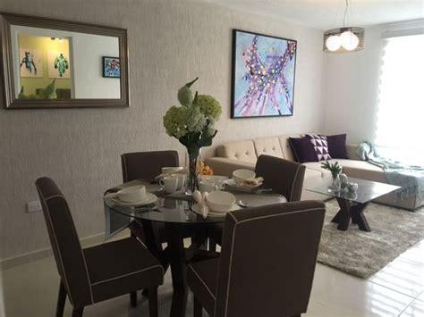 decorar sala comedor juntos decoracion de comedor y sala juntos en espacio peque 241 o