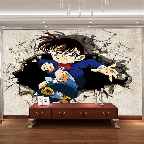 wallpaper animasi japan 3d view detective conan photo wallpaper japanese cartoon