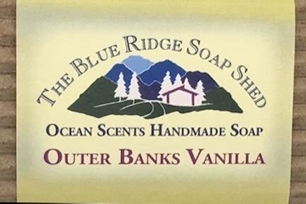 Vanilla Outer outer banks vanilla goat milk soap outer banks