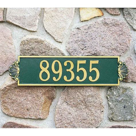 Address Wall Plaques Free Shipping - 44 best address plaques images on address