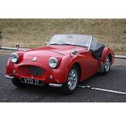 Triumph TR2  Information And Photos MOMENTcar