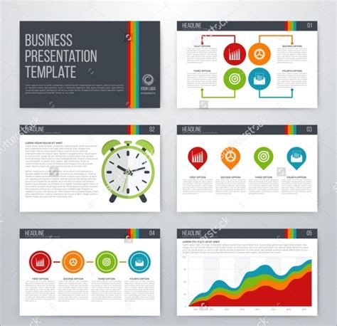 21 Business Powerpoint Presentations Psd Vector Eps Jpg Download Freecreatives Company Presentation Template