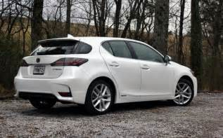 2017 lexus ct200h redesign auto cars review