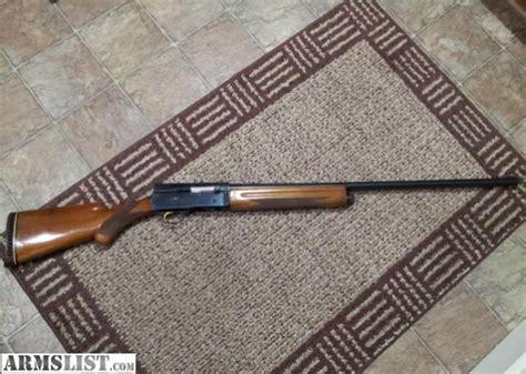 browning light twelve gold trigger armslist for sale browning light twelve gold trigger 12ga
