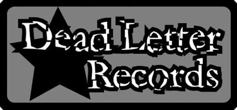 Dead Letter Dead Letter Records