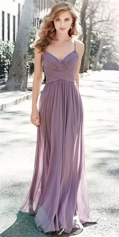 wisteria colored bridesmaid dresses best 25 mauve wedding ideas on fall wedding