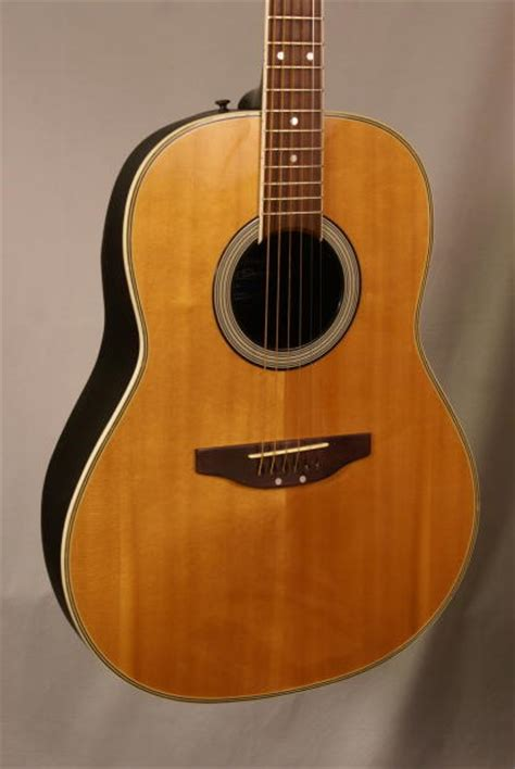 applause  ovation summit series aa acoustic guitar