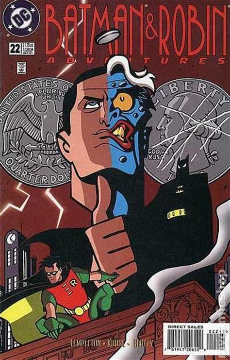 batman robin adventures vol 2 books batman and robin adventures 1995 comic books