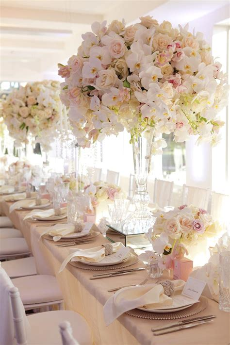wedding centerpieces with flowers styled event at watsons bay boutique hotel modern wedding