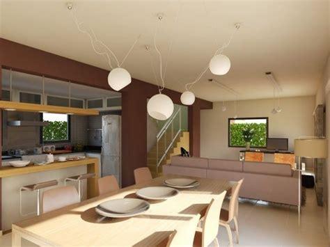 integrar la cocina el en livig comedor casa web