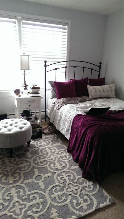 purple grey blue bedroom best ideas about purple grey also light and bedroom