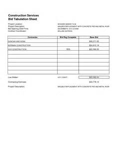 Roofing Estimate Template by Free Roofing Forms Template Studio Design
