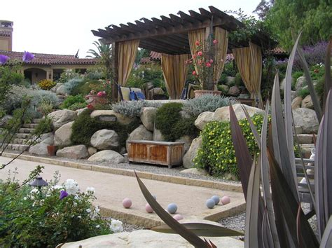 mediterranean backyard designs 18 cultivated mediterranean landscape designs that will