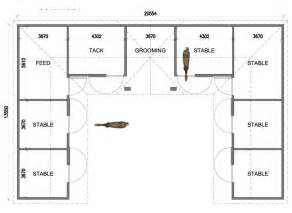 large horse barn floor plans u shaped 6 stall horse barn floor plans pinterest