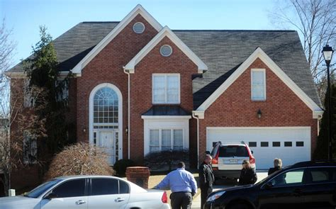 Dekalb Warrant Search Ceo Burrell Ellis Home Searched