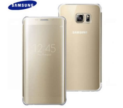 Unik Samsung Clear View Cover Galaxy S7 Original T1910 5 Clear View Cover For Samsung Galaxy S7 Edge G935 Ef
