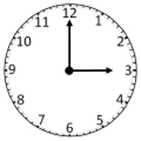 printable clock showing minutes clock faces at each hour